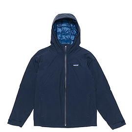 Patagonia - Men's Wind Sweep Down Hoody-NVYB