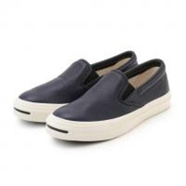 CONVERSE - JACK PURCELL LEATHER SLIP-ON