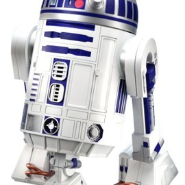 Hasbro - STAR WARS R2D2 Interactive Astromech Droid Voice Activated