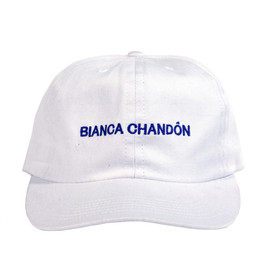 Bianca Chandon - Logotype Embroidered Hat