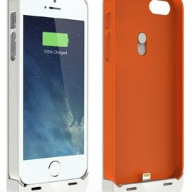 Jackery - Jackery Leaf Premium External Battery Case Charger for iPhone 5S