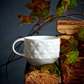 STARBUCKS - Scales Mug (White)