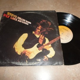 STEVE MILLER BAND - FLY LIKE AN EAGLE (Vinyl: Capitol ST11497)