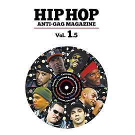 Genaktion - HIP HOP ANTI-GAG MAGAZINE VOL. 1.5