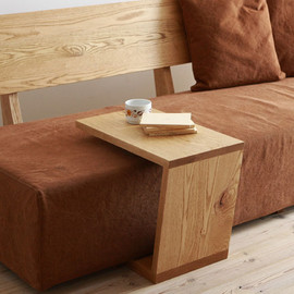 Hiromatsu - FREX Wood Side table