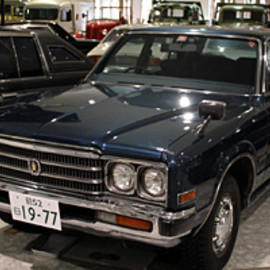 TOYOTA - CROWN MS100