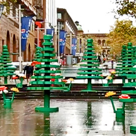 LEGO - LEGO Forest in Sydney