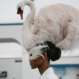 Vogue Daily - Take It From the Top: The Best Hats at the 2012 Royal Ascot Races