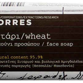 KORRES - Wheat FaecSoap