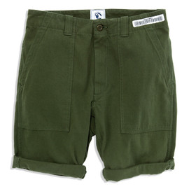 UNIVERSAL PRODUCTS - ORIGINAL FATIGUE SHORT PANTS[KHAKI]