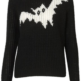 bat sweater
