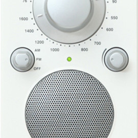Tivoli Audio - iPAL silver/white