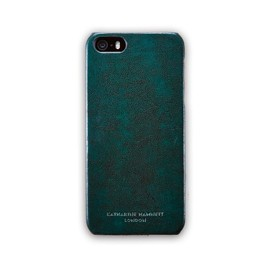 Simplism - Simplism × KATHARINE HAMNETT LONDON iPhone5/5S用 エコレザーカバーセット 防磁シート同梱