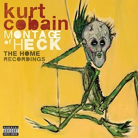 Kurt Cobain - Montage Of Heck: The Home Recordings ( 2 × Vinyl, LP, Album, Deluxe Edition, 180 gram )