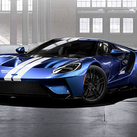 Ford - GT 2016