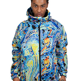 MISHKA - PETRO SHELL JACKET