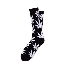 HUF - PLANTLIFE SOCKS (Black/White)