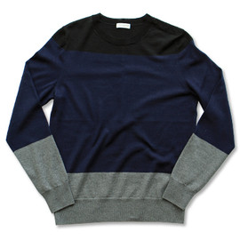 Midnight Crew Sweater