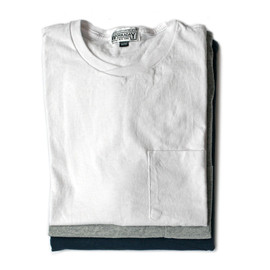 Engineered Garments - Workday Overlap Pocket T-shirt