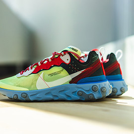 UNDERCOVER x Nike REACT Element 87(FW2018)