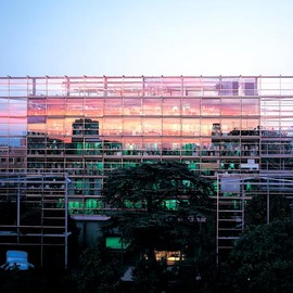 Jean Nouvel - Cartier Foundation, Paris, France