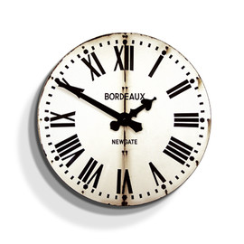 Newgate Clocks - Bordeaux Wall Clock