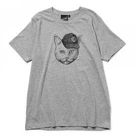BEAMS T - 【SPECIAL PRICE】BEAMS T / スーベニア キャット Tシャツ