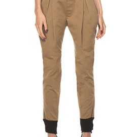 Boy. by Band of Outsiders - Chino Jodhpur in Beige
