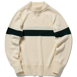 KAPTAIN SUNSHINE - KAPTAIN SUNSHINE / Seamless Naval Sweater