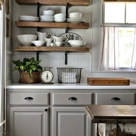 vintage inspiration in the kitchen