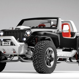 JEEP - Hurricane Concept