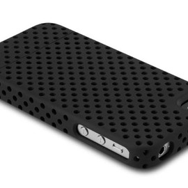 incase - Perforated Slider Case for iPhone 4S and iPhone 4