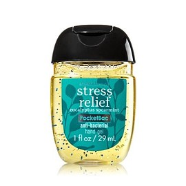 bath&body works - Sanitizing Hand Gel 29ml Stress Relief
