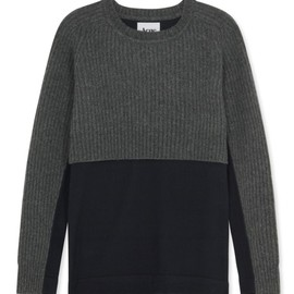 Acne - Layered pullover