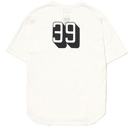 nonnative - DWELLER S/S TEE '39' by LORD ECHO