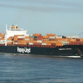 Hapag Lloyd - Singapore Express