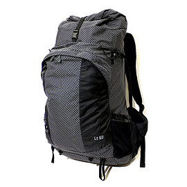 MY TRAIL CO - BACK PACK LIGHT 50L BLACK M SIZE