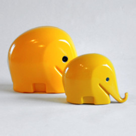 Dresdner Bank - Elephant Money Box Medium