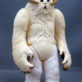 kenner - star wars Wampa - Hoth Snow Monster Empire Strikes Back