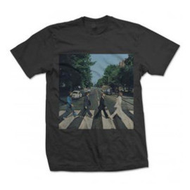 BEATLES ,THE / ABBY ROAD BLACK TEE   T-Shirts Tシャツ ビートルズ