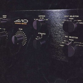 NEC - A-10 / INTEGRATED AMPLIFIER