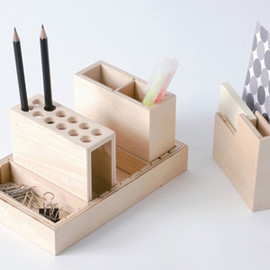 CASA MARK'S - Desktop organizer