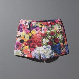 PHENOMENON - FLOWER SHORTS