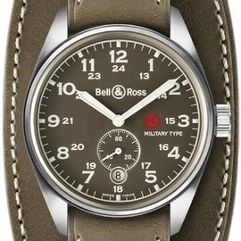 Bell & Ross - Vintage Military Type 123