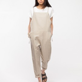 Base Range - Long Strap Overall