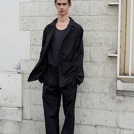 SUNSPEL - Lemaire Cotton Poplin Jacket + Trousers
