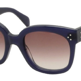CELINE - Sunglasses - Celine CL 41805/S New Audrey NAVY