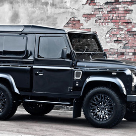 Land Rover - Land Rover Defender Harris Tweed Edition by Kahn Design
