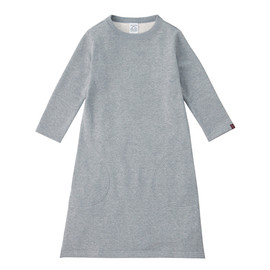 LOOPWHEELER - LW Light Crew-neck Dress