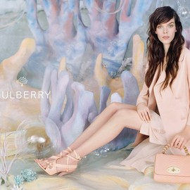 Mulberry - 2013 S/S Ad Campaign by Tim Walker